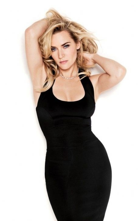 The lovely and talented Kate Winslet.