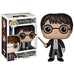 Harry Potter Funko POP Bobble head pop Action Figure Harry Potter Collectible Action Figure 01