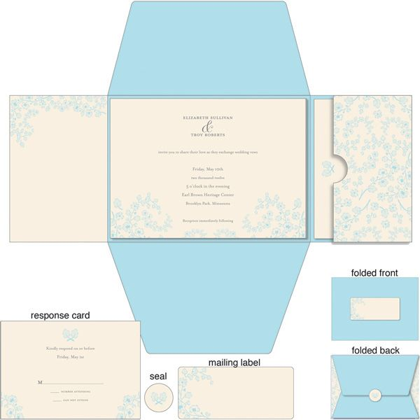 Doc.#: Cheap Wedding Invites with Response Cards – cheap wedding ...