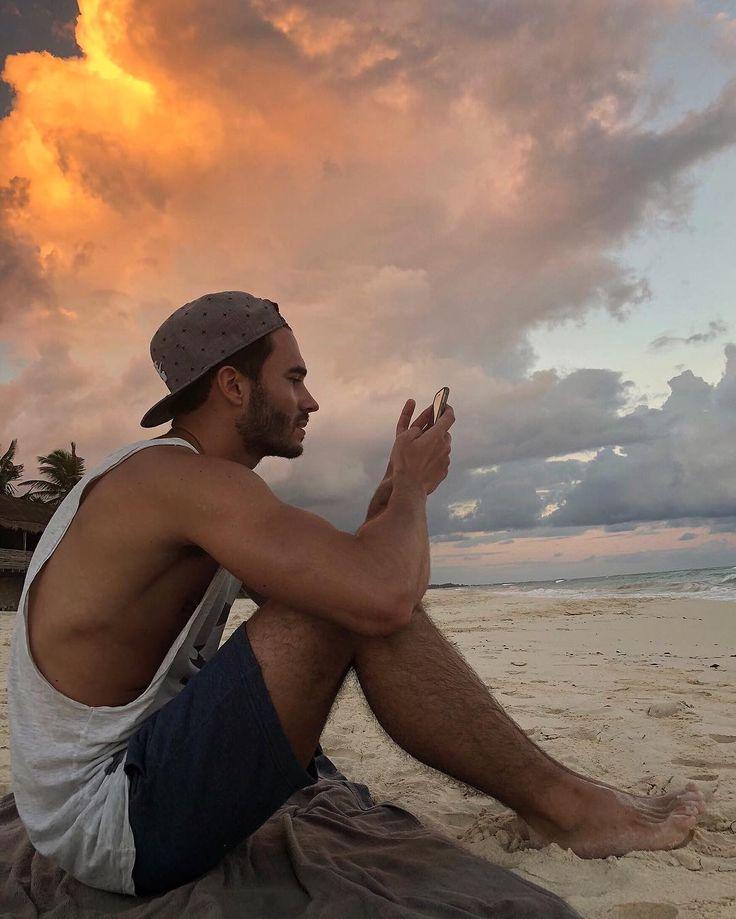 Картинки мужчин и моря