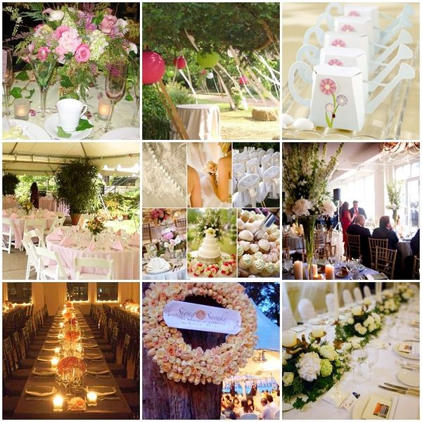 An English Garden Tea Party Images