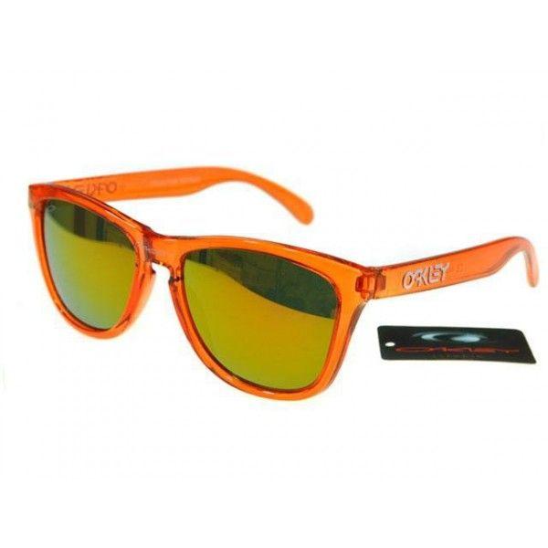 Oakley Frogskins Orange