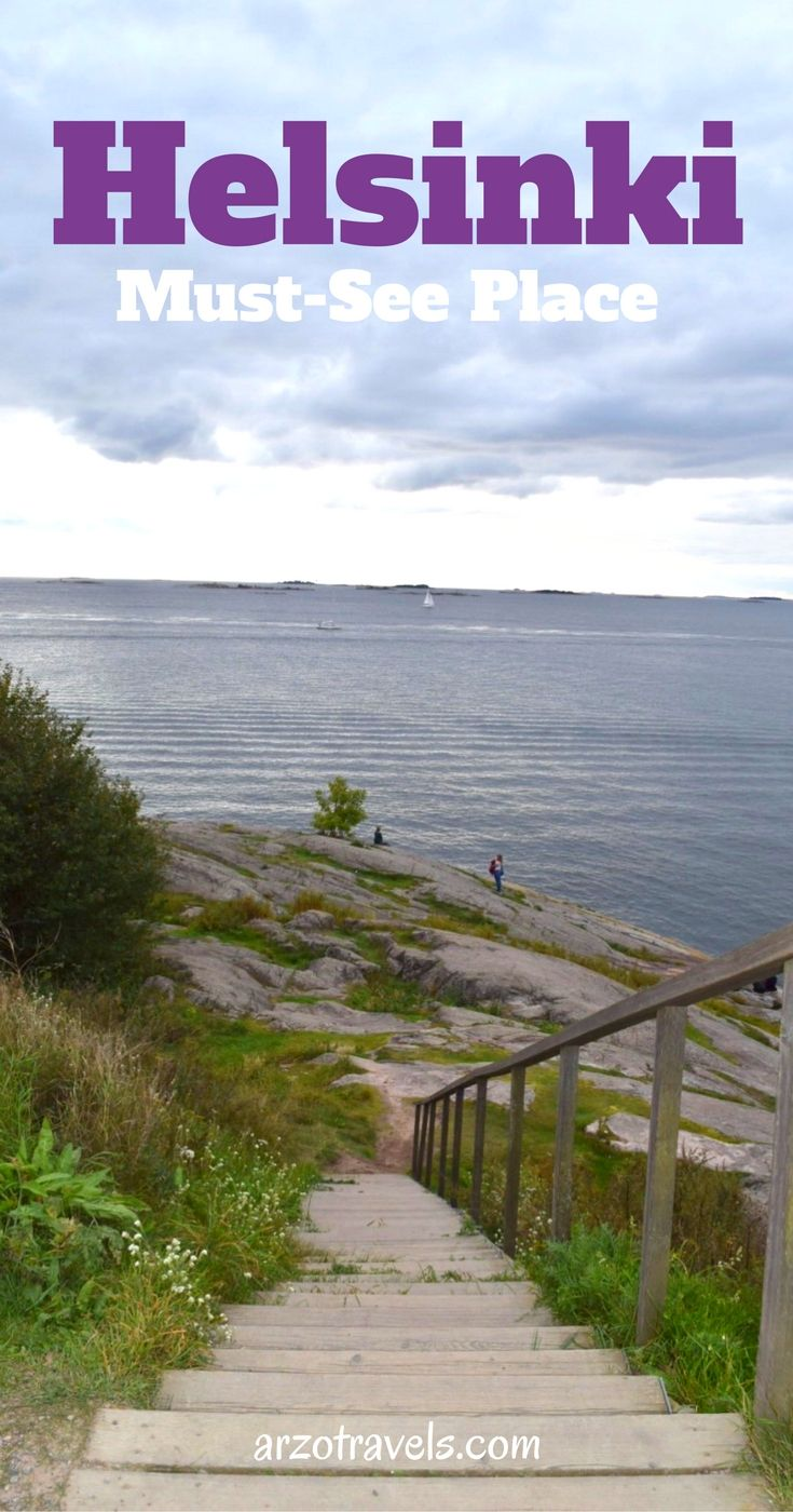 This is my favorite place in Helsinki, Finland. Suomenlinna Sea Fortress