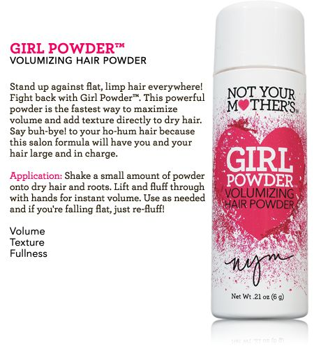 Girl Powder