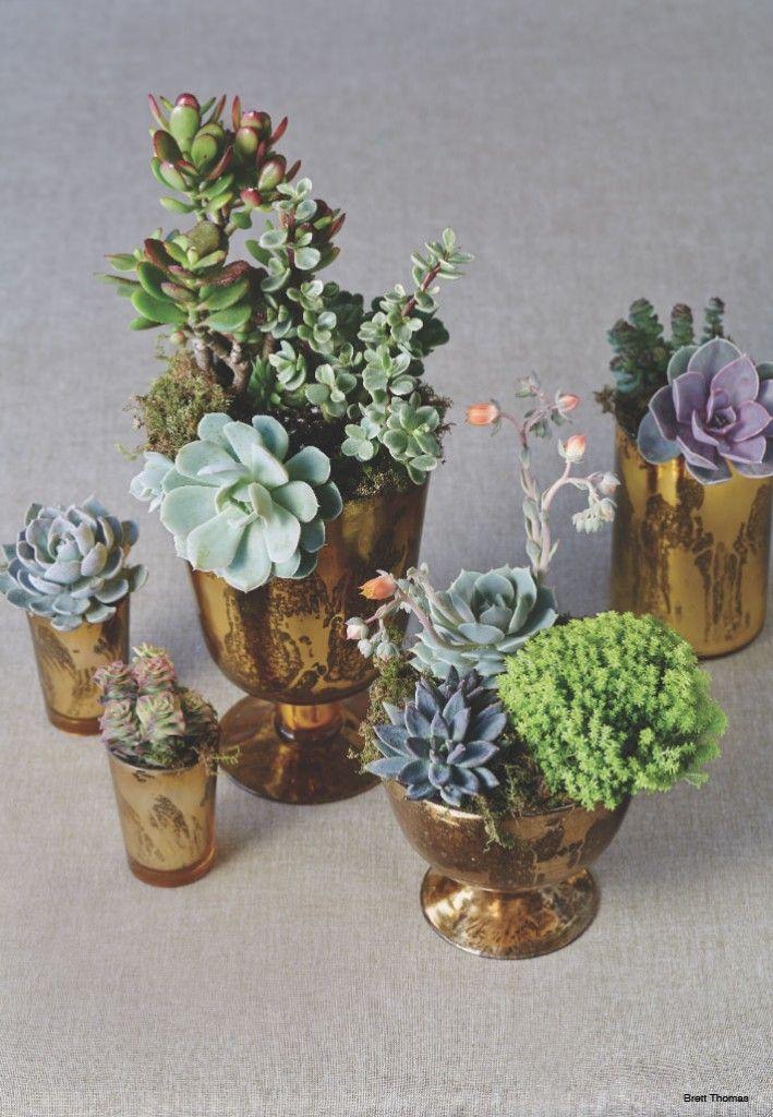 PHOTOS: Gorgeous Non-Floral Centerpieces for Your Wedding