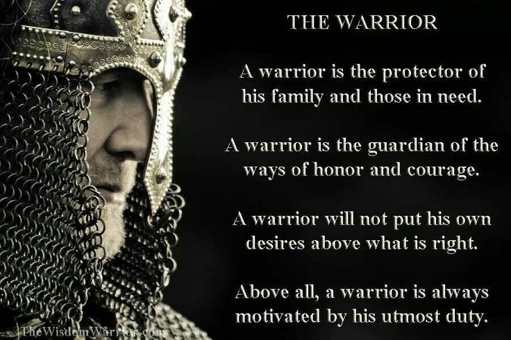 The Warrior