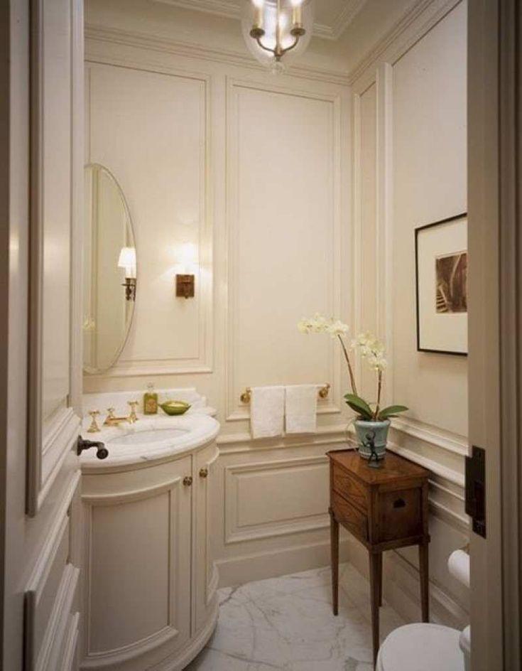 40 Möglichkeiten, mit antiken Möbeln im Badezimmer zu dekorieren   – bathroom