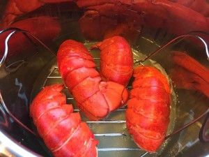how to cook frozen lobster tails on bbq