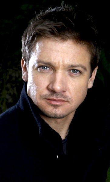 Jeremy Renner - The Avengers, Mission Impossible: Ghost Protocol, The Hurt Locker, The Bourne Legacy