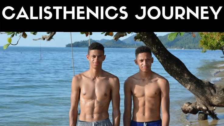 Two brothers Calisthenics journey: The beginning