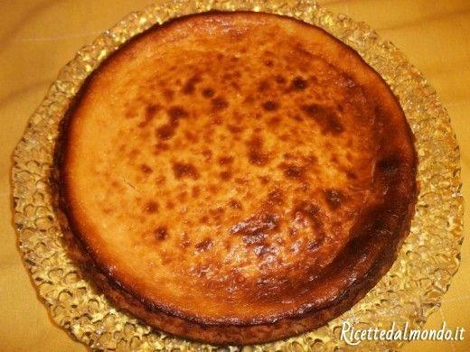 Cheesecake di Zucca Bimby