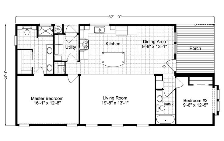 600 best images about floor plans on pinterest mobile for 600 sq ft modular home