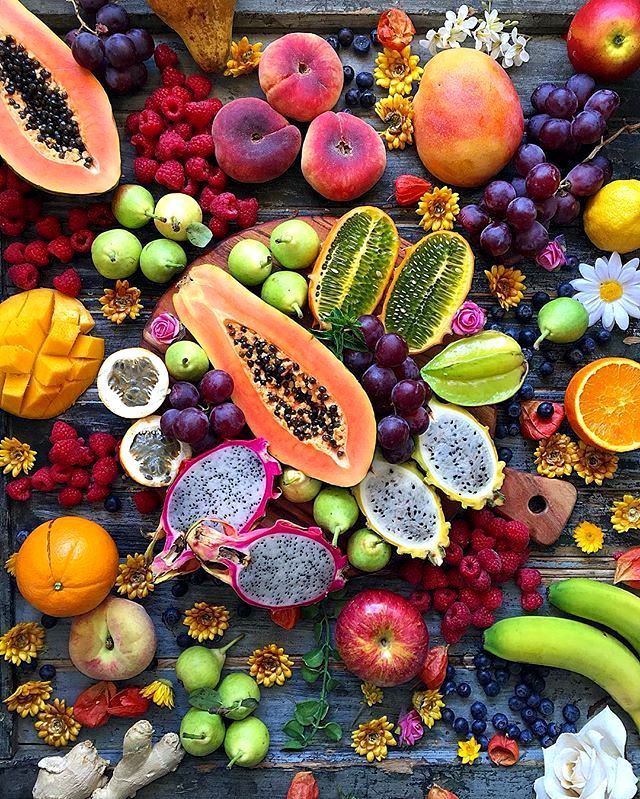 Fruit Platter Inspiration