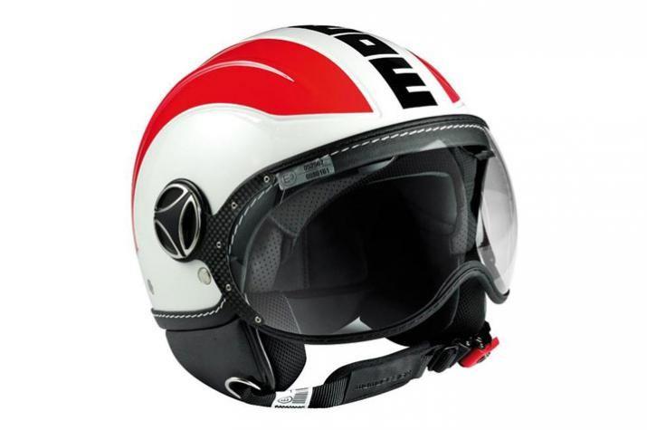 Avio Red | Momo | Helmets and Visors | Designer Helmets