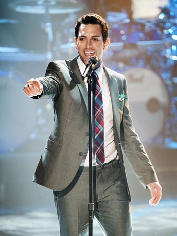 Welcome to The Voice Final Four, Chris Mann. #TheVoice #TeamXtina