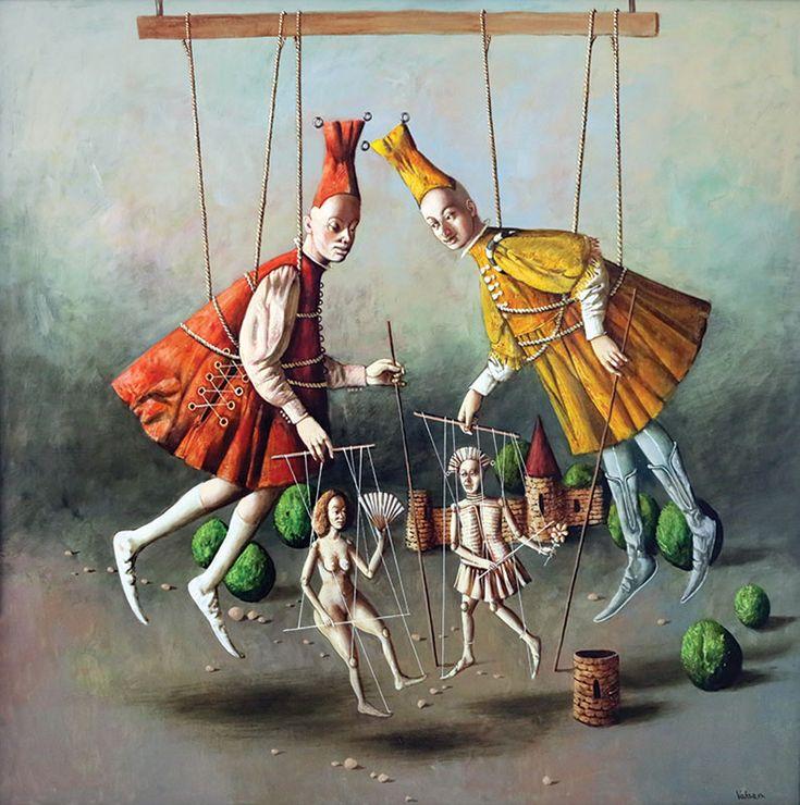 Galeri 77 | Vahram Davtian's artworks, paintings, art gallery, for sale