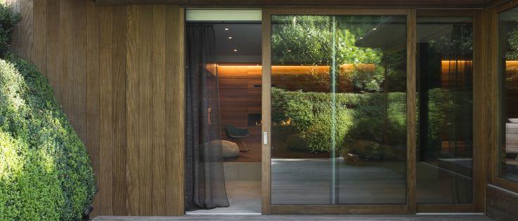 Exclusieve houten ramen van hoge kwaliteit - Profielen - Engels