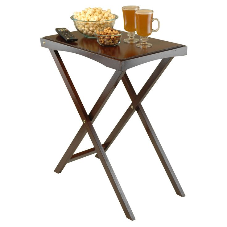 Coffee Table Tv Tray Combo: Best 25+ Tv Tables Ideas On Pinterest