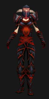 Ironhide Mail - Transmog Set - World of Warcraft