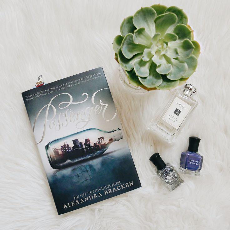 Passenger by Alexandra Bracken #books #youngadult #passenger #book #bookworm