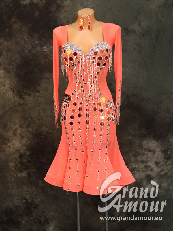 333 best Ballroom 1 images on Pinterest   Latin dresses, Latin ...
