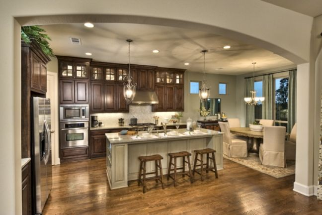 What A Great Kitchen! From American Legend Homes | Love:: New