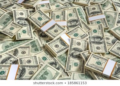 Background with money american hundred dollar bill…
