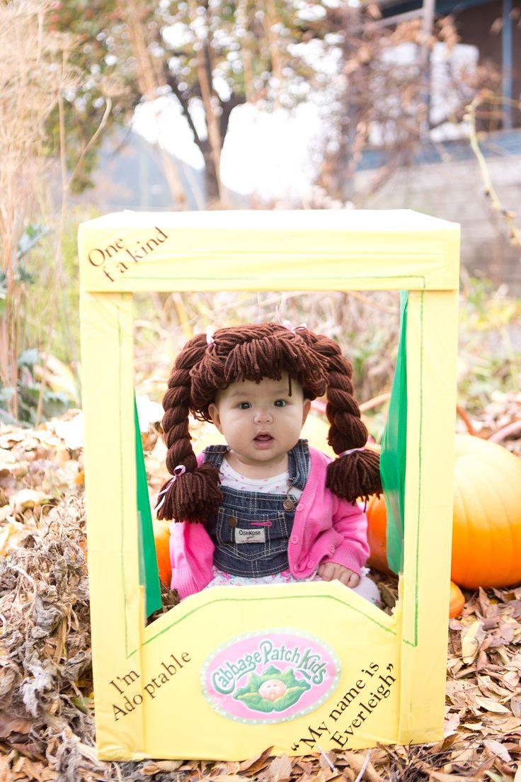 Cabbage patch doll costume                                                                                                                                                                                 More