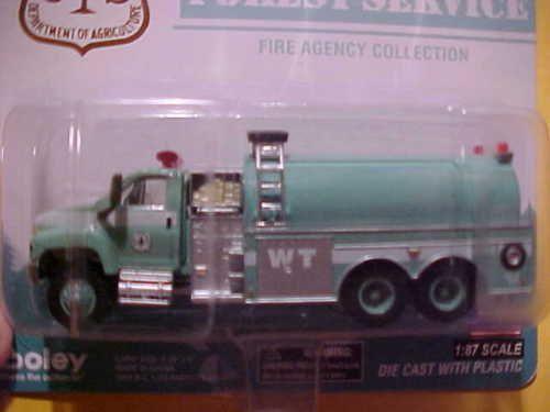 BOLEY-U-S-FOREST-SERVICE-WILD-FIRE-TANKER-TRUCK-RARE-SCARCE-WILD-FIRES