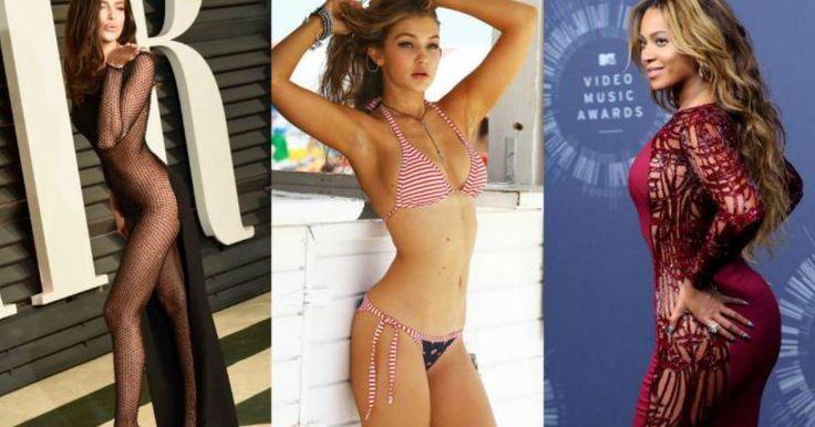 As famosas mais atraentes da atualidade | SAPO Lifestyle