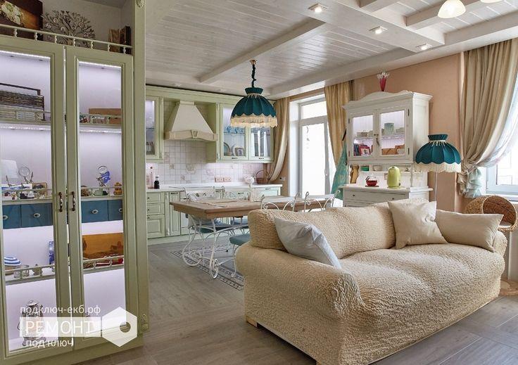 Как создать комфорт загородного дома в обычной городской квартире в Екатеринбурге - E1.ДОМ