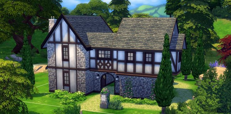 44 Best Images About The Sims 4 Houses On Pinterest