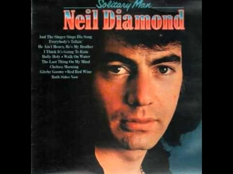 Neil Diamond - Solitary Man (Original) HQ 1966 | http://pintubest.com