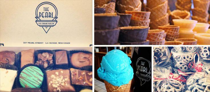 Visit the Pearl for some delicious homemade ice cream, malts, candy, soda, gourmet coffee and tea!