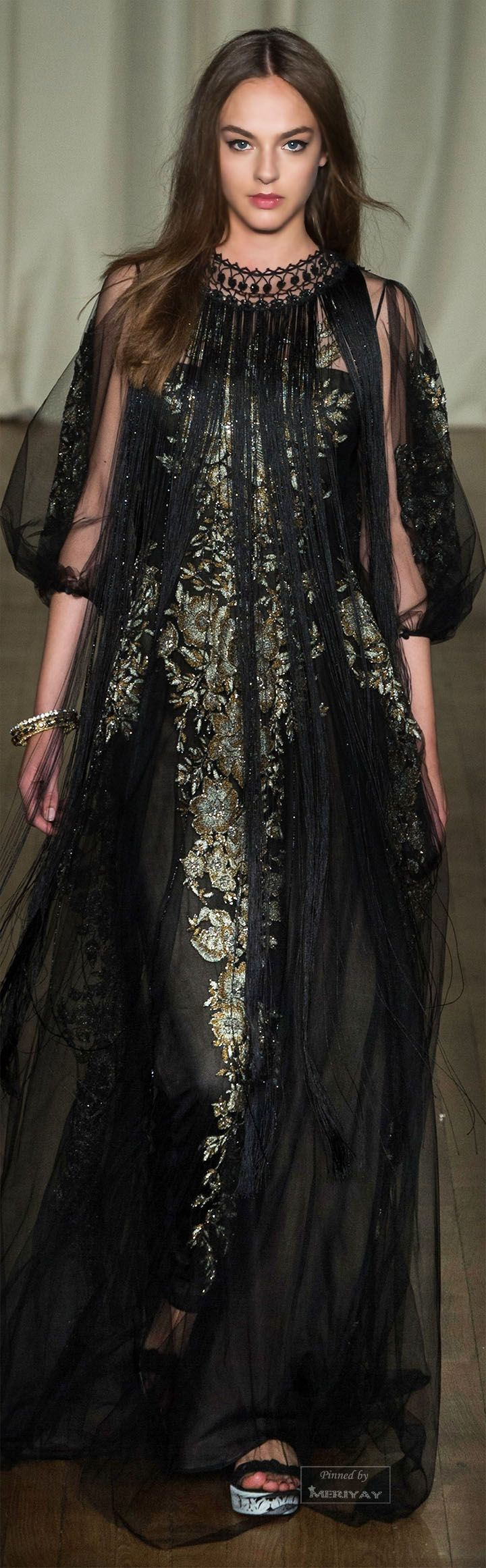 ♥ g. || Marchesa, Spring/Summer 2015