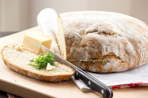 chleb pszenno żytni na drożdżach szybki
