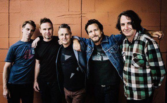 Pearl Jam en el Movistar Arena Estacionamiento será en Club Hípico y solo se puede comprar por web