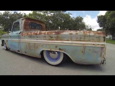 65 Chevy C10 Rat Rod Surfer Truck For Sale – Mobile Device Video | Wild Boys TV