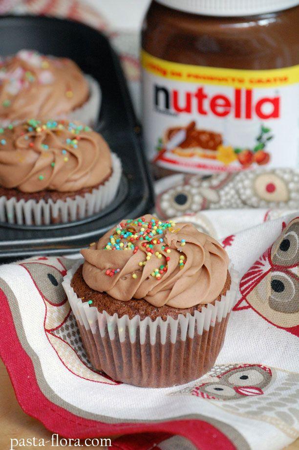 #Nutella #Cupcakes #recipes