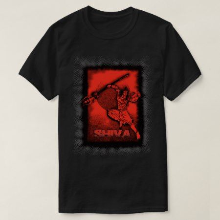 lord shiva T-Shirt - click to get yours right now!