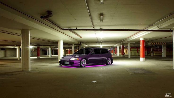 Checkout my tuning #Honda #Civic 1992 at 3DTuning #3dtuning #tuning