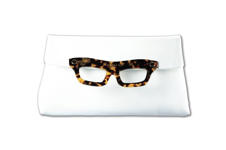 Lucy White  #bag #clutch #eyeglasses #sunglasses