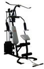 York G500 MULTI GYM The G500 is a solidly built gym with well-padded upholstery for extra comfort. The 50kg weight stack delivers a maximum resistance of 100kg. http://www.comparestoreprices.co.uk/keep-fit/york-g500-multi-gym.asp