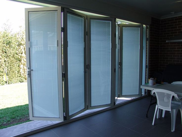 Patio Doors With Built In Blinds Exterior Gl Door