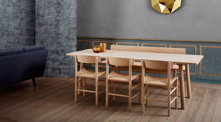 Taro Table by Jasper Morrison | FREDERICIA | DomésticoShop