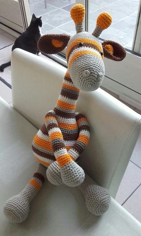 Gijs giraffe