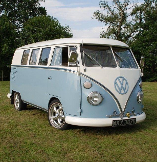 I want a VW camper van | dazaroofortyfour