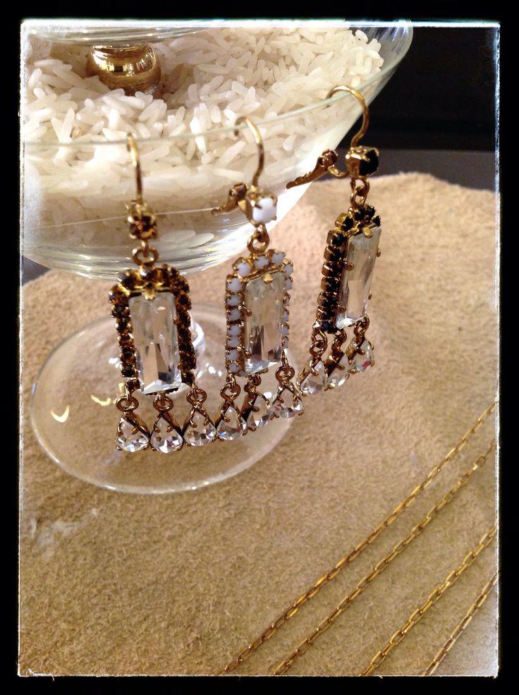 Earrings Tachete'
