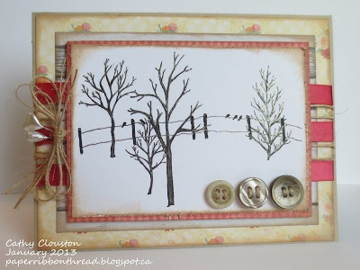 Paper, Ribbon, and Thread: Craft Your Passion #145 Gone Country (January 2013)