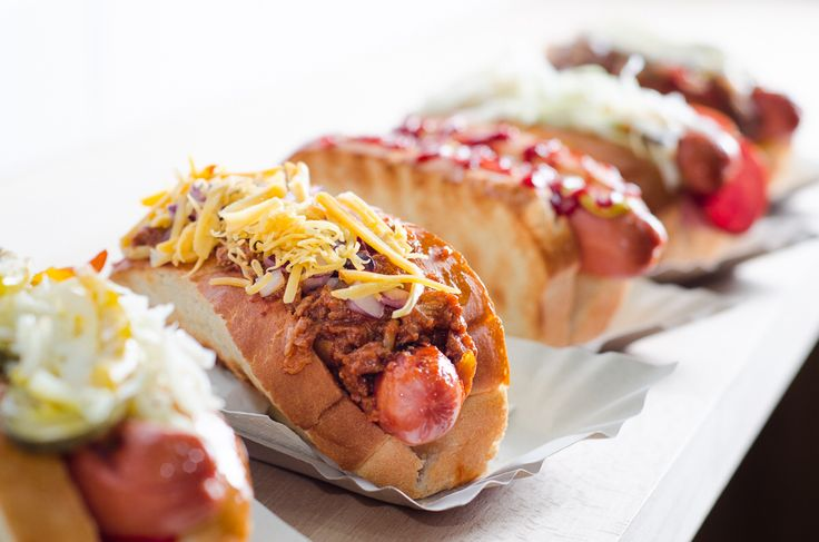 hot dogs Extravirgin